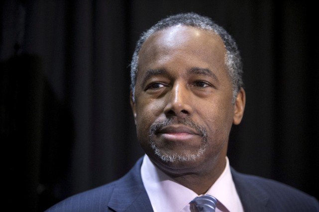 Ben Carson... (PHOTO STEVE MARCUS, ARCHIVES LAS VEGAS SUN/REUTERS)