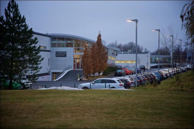 Automobiles Niquet, à Saint-Bruno-de-Montarville, est le cinquième concessionnaire... (Photo André Pichette, La Presse)