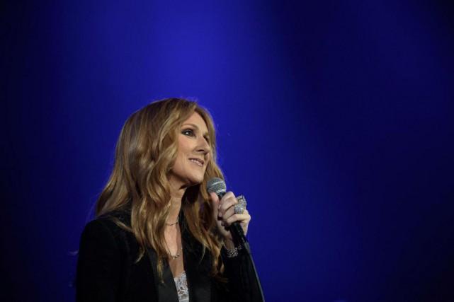L'année 2016 de Céline Dion, qui s'est amorcée... (Photo Philippe Lopez, archives Agence France-Presse)