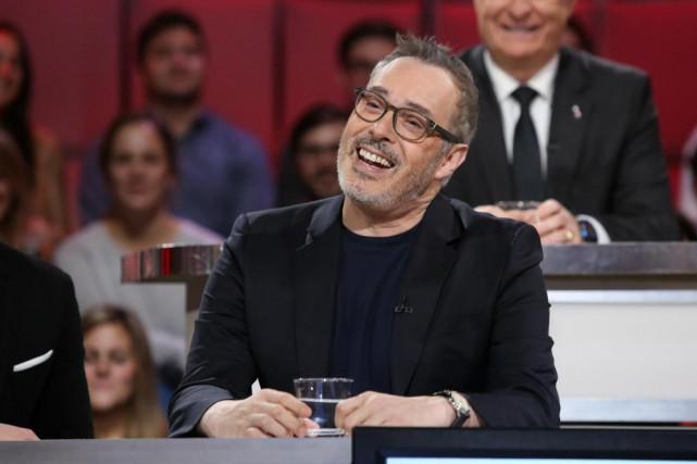 Le metteur en scène Serge Denoncourtn'allait pas chez... (Photo Karine Dufour, fournie par ICI Radio-Canada Télé)