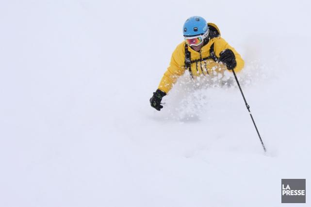 Quelques avenues à considérer pour le skieur ou le planchiste futé qui souhaite... (PHOTO BERNARD BRAULT, ARCHIVES LA PRESSE)