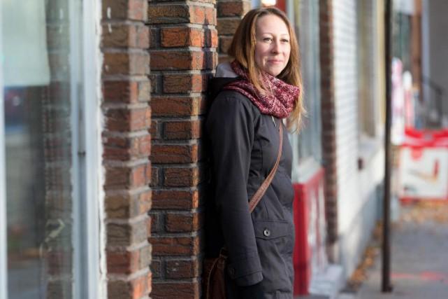 Malgré son jeune âge, Vanessa Huppé Hart pense... (Photo François Roy, La Presse)