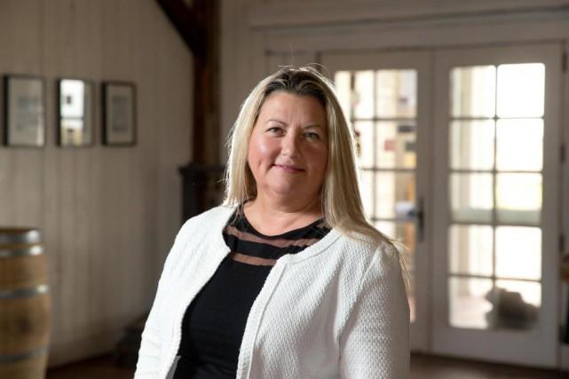 Pascale Giroux, planificatrice financière au service aux entreprises... (Photo Martin Chamberland, La Presse)