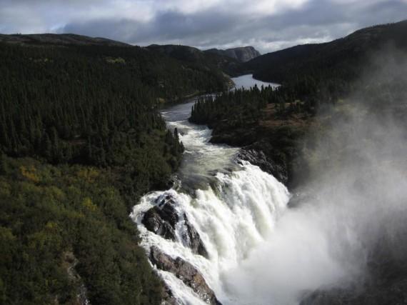 «Québec devrait financer une économie du tourisme pour... (Photo fournie par le ministère de l'Environnement)