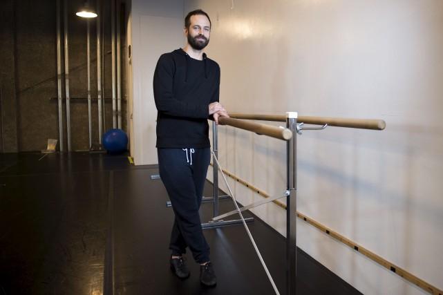 Le chorégraphe Benjamin Millepied fait son grand retour... (AFP, Valerie Macon)