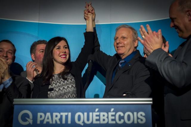 La circonscription de Marie-Victorin a été la première... (La Presse)