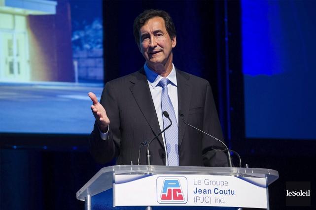 François J. Coutu n'exclut pas des poursuites contre... (Photothèque Le Soleil)