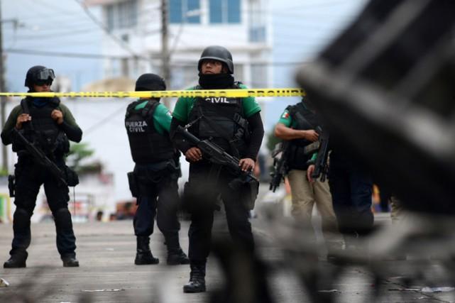 L'État de Veracruz, situé sur le golfe du... (ARCHIVES REUTERS)