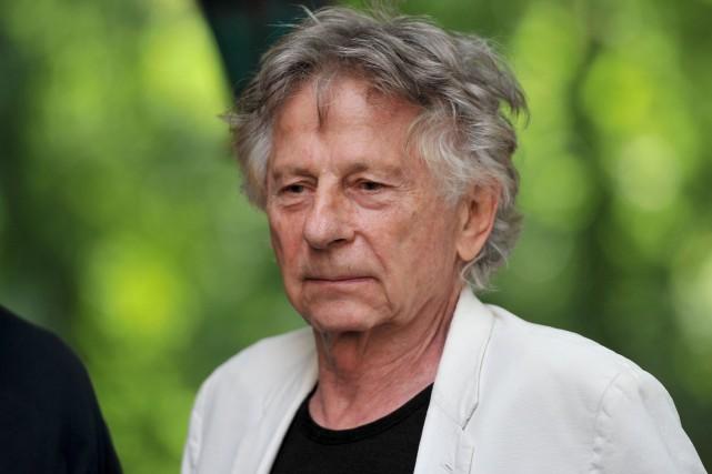 Le cinéaste Roman Polanski à Chanceaux-près-Loches, dans le... (AFP, GUILLAUME SOUVANT)