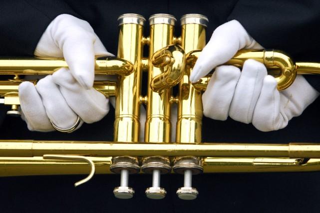 La victime, professeur de musique et trompettiste de... (AP)