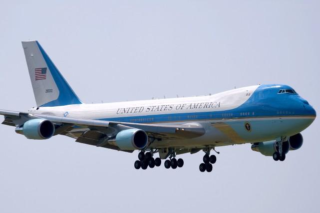 «Boeing construit un Air Force One 747 tout... (Photo AFP)