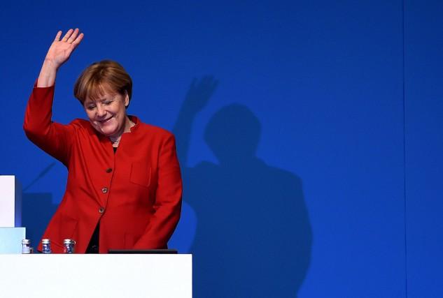 En obtenant 89,5% des voix, son deuxième plus... (AFP)