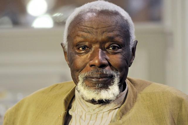 Ousmane Sow était connu pour ses sculptures monumentales... (archives Agence France-Presse)