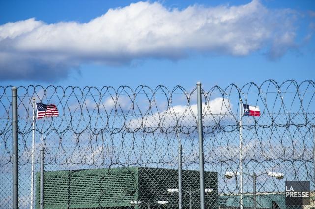 Des clandestins qui recherchent l'asile aux États-Unis sont... (PHOTO NINON PEDNAULT, ARCHIVES LA PRESSE)