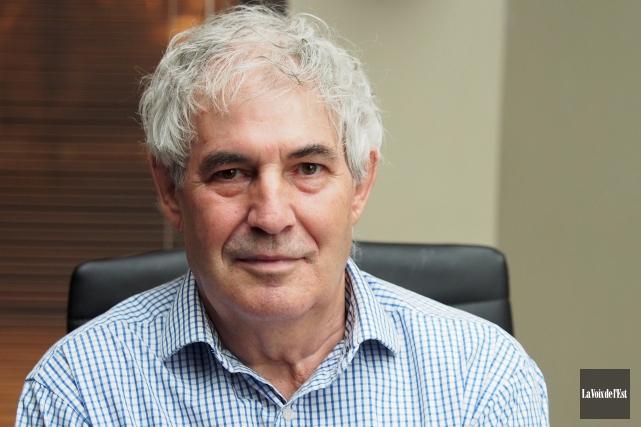 Le nouveau maire de Stukely-Sud, Eutiquio Alvarez, juge... (Alain Dion, La Voix de l'Est)