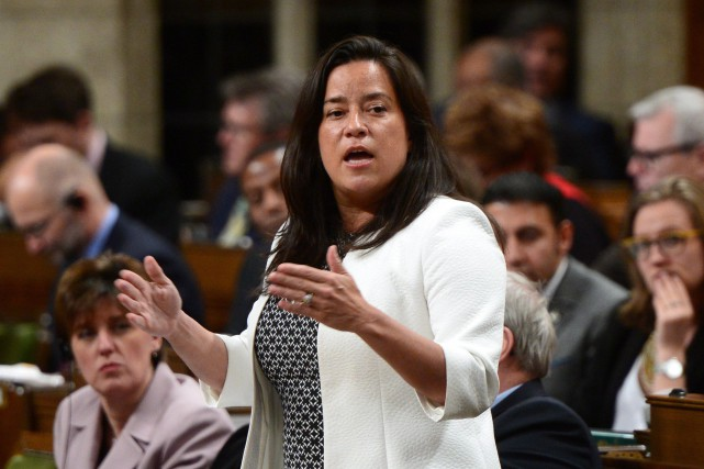 La ministre Wilson-Raybould a précisé que les 63... (PHOTO Sean Kilpatrick, ARCHIVES LA PRESSE CANADIENNE)