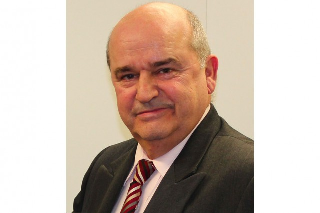 Robert Ricard, président du conseil d'administration....