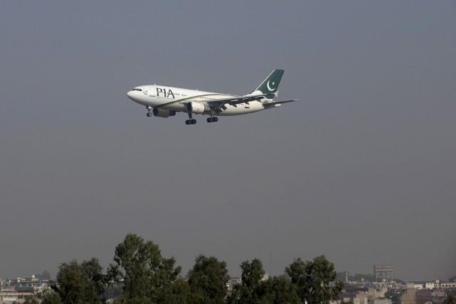 Le vol PK661 de la Pakistan International Airline... (photo REUTERS)
