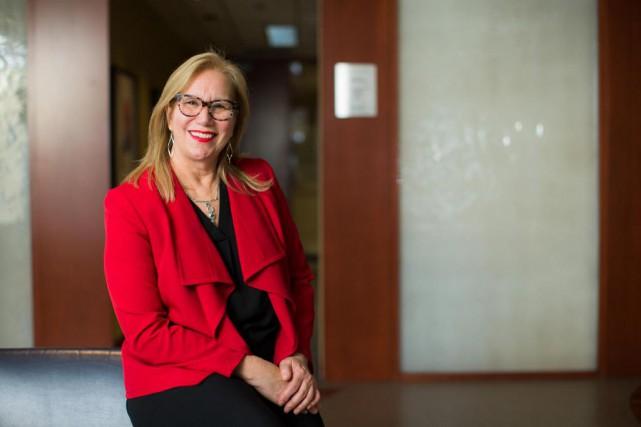 Francine Tremblay, vice-présidente et associée, Talent, rémunération et... (PHOTO EDOUARD PLANTE-FRÉCHETTE, LA PRESSE)