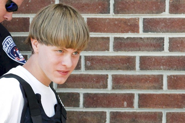 Selon la poursuite, Dylann Roof a minutieusement préparé... (photo Jason Miczek, archives REUTERS)