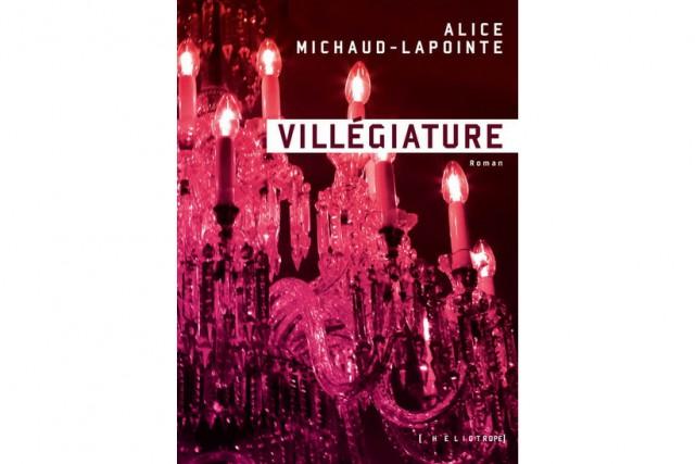 Villégiature,d'Alice Michaud-Lapointe... (Image fournie par Héliotrope)