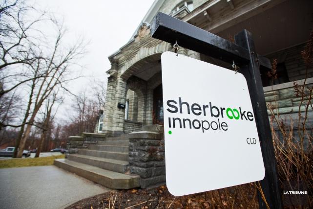 Si les membres du C.A. de Sherbrooke Innopole... (Archives, La Tribune)
