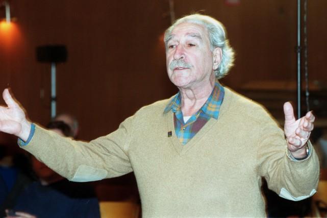 Le syndicaliste Michel Chartrand aurait eu 100 ans... (La Presse)