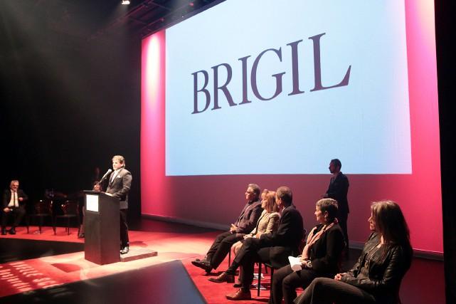 Gilles Desjardins Brigil Nouvelle Scene Gilles Desjardins Etienne... (Le Droit)
