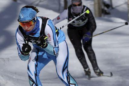 La skieuse de fond Sophie Carrier-Laforte, d'Aylmerparticipera aux...