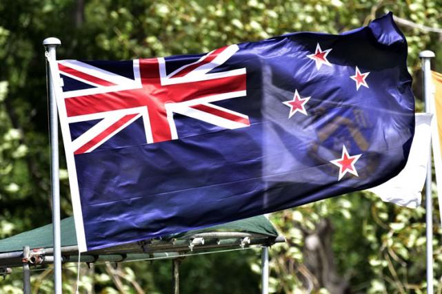 La Nouvelle-Zélande a annoncé jeudi qu'elle allait rayer de la carte des noms... (PHOTO AFP)