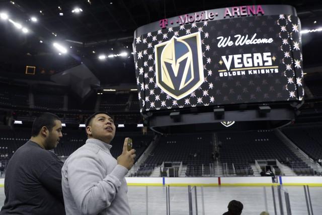 La concession de Las Vegas de la LNH... (John Locher, AP)