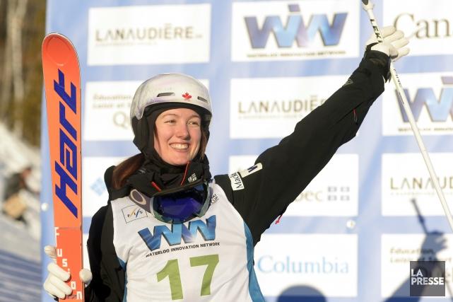 Maxime Dufour-Lapointe... (Photo Bernard Brault, archives La Presse)