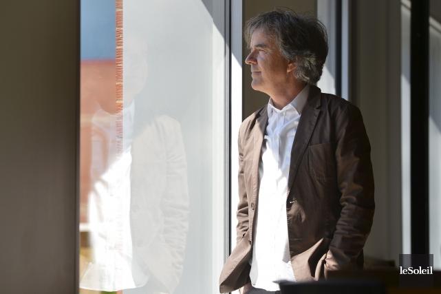 L'architecte Pierre Thibault... (Le Soleil, Yan Doublet)