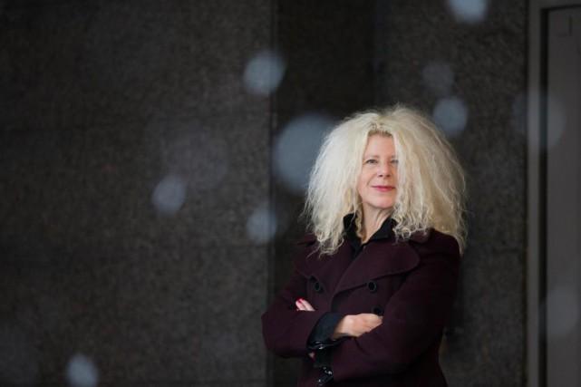 L'auteure Michèle Plomerdéploie dans Étincelle tout son talent... (PhotoIVANOH DEMERS, LA PRESSE)