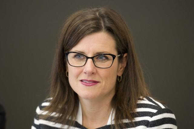 La ministre de la Justice du Québec Stéphanie... (Martin Roy, Le Droit)