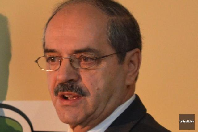 Jacques Asselin demande à Québec de démontrer au... (Archives Le Quotidien, Louis Potvin)