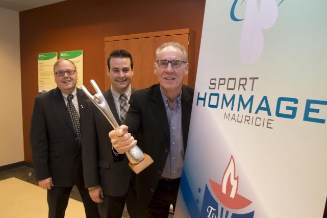 Les finalistes du 35e Gala Sport-hommage Desjardins ont... (Sylvain Mayer, Le Nouvelliste)