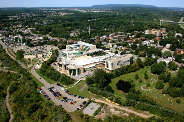 Le Centre de recherche en technologies langagières est... (Jean Boileau / Wikimedia Commons)