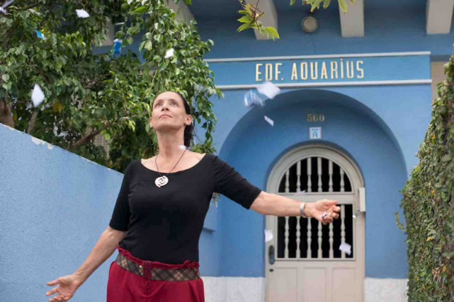Sônia Braga offre une performance tout en intériorité... (Fournie par le Cinéma du Parc)