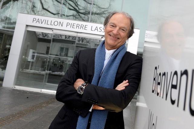 Pierre Lassondevient de présider son dernier conseil d'administration... (Le Soleil, Erick Labbé)