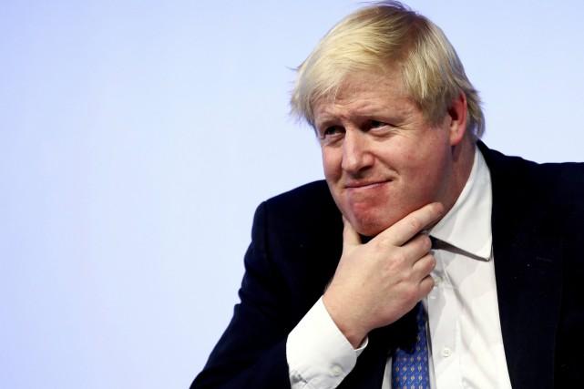 Plus les semaines passent, plus le style de Boris Johnson à la tête de la... (PHOTO REUTERS)