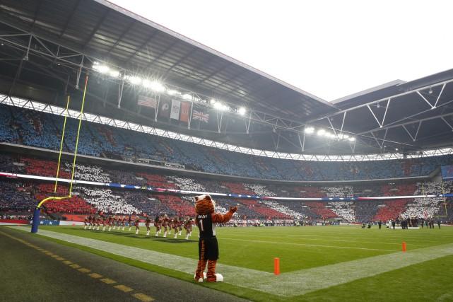 La plupart des matchs de la NFL joués... (Photo archives REUTERS)