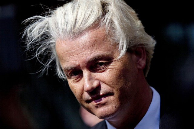 Geert Wilders, à qui aucune peine n'a été... (photo Peter Dejong, archives Associated Press)