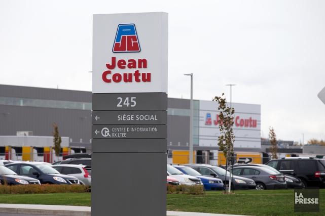 Le Groupe Jean Coutu devra payer 2,2 millions... (archives La Presse)