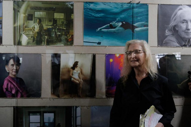 Women: New Portraits, exposition d'Annie Leibovitz, prend place... (photo archives Associated Press)