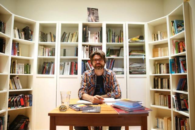 Auteur d'une vingtaine de pièces de théâtre, dont... (Photo Martin Chamberland, La Presse)
