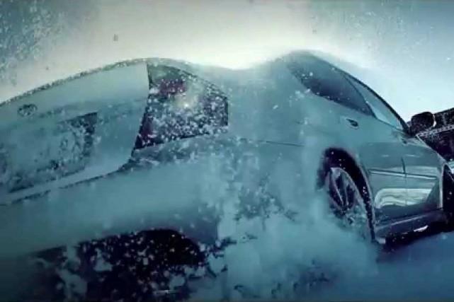 La réputation des Subaru s'est faite dans la... (Photo : saisie d'écran YouTube)