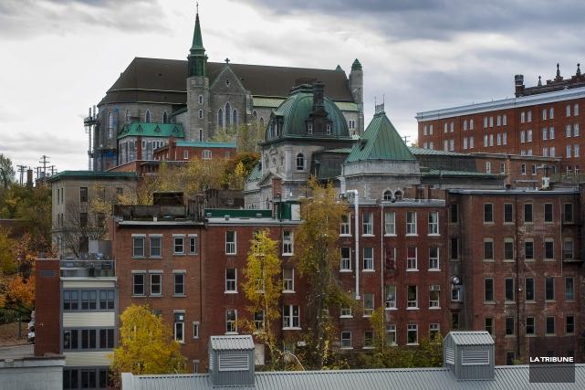 Le gouvernement du Québec veut accroître l'autonomie des municipalités. Le... (Archives, La Tribune)
