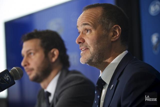 Joey Saputo a confirmé que le Suisse Blerim... (La Presse, André Pichette)