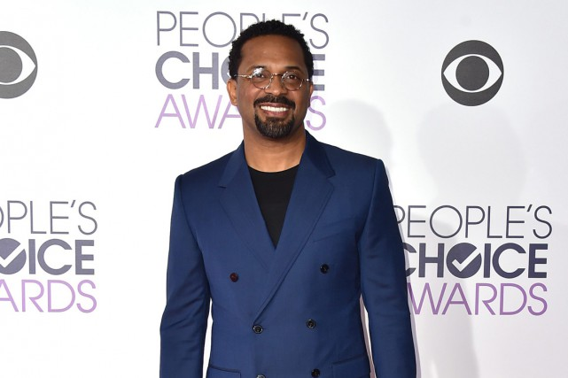 Mike Epps... (PHOTO Jordan Strauss, AP)
